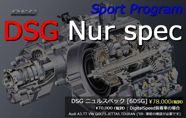 DSG Nur spec